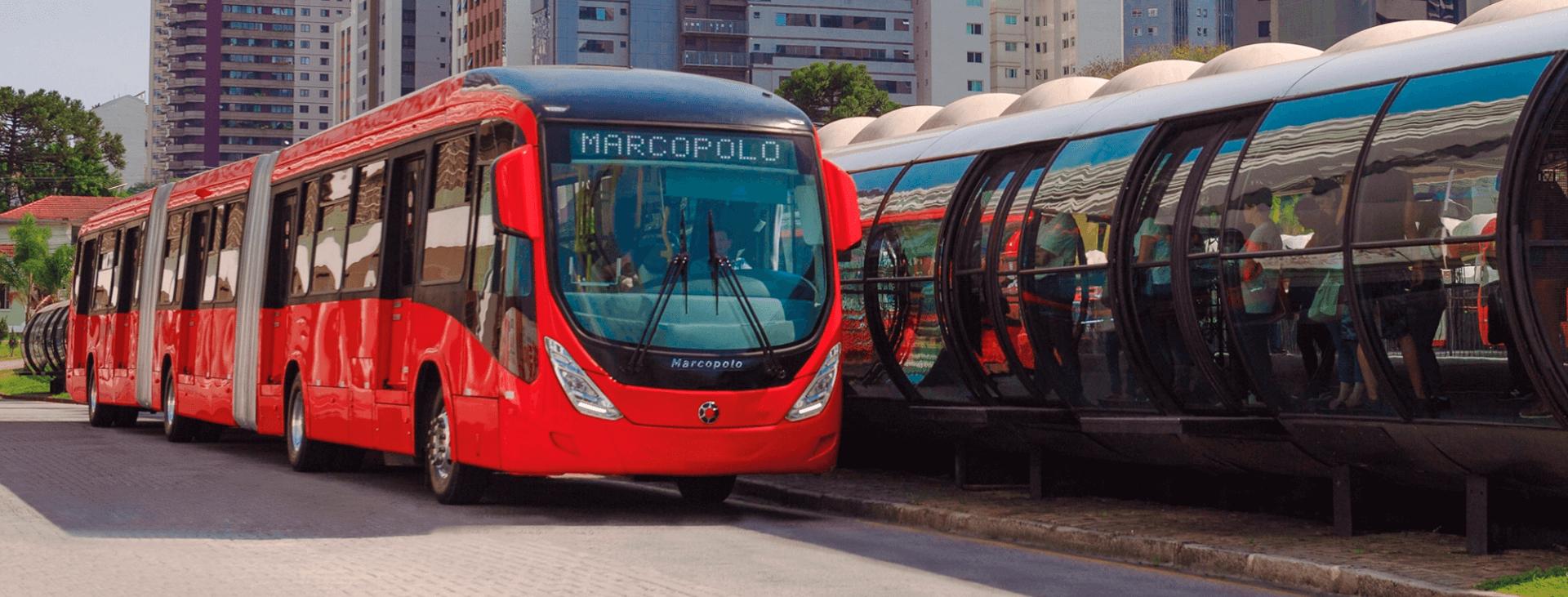 transporte urbano viale